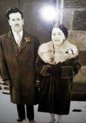 William und Jean Kelly, Kirkcaldy