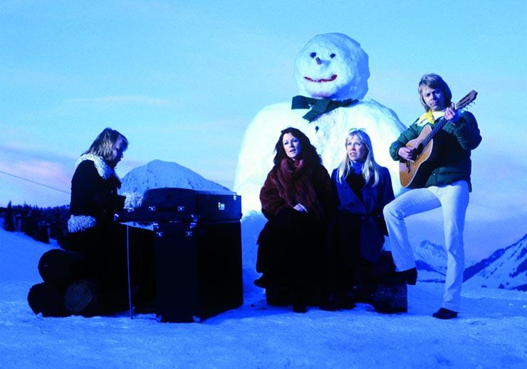 ABBA - virtuelle Reunion geplant