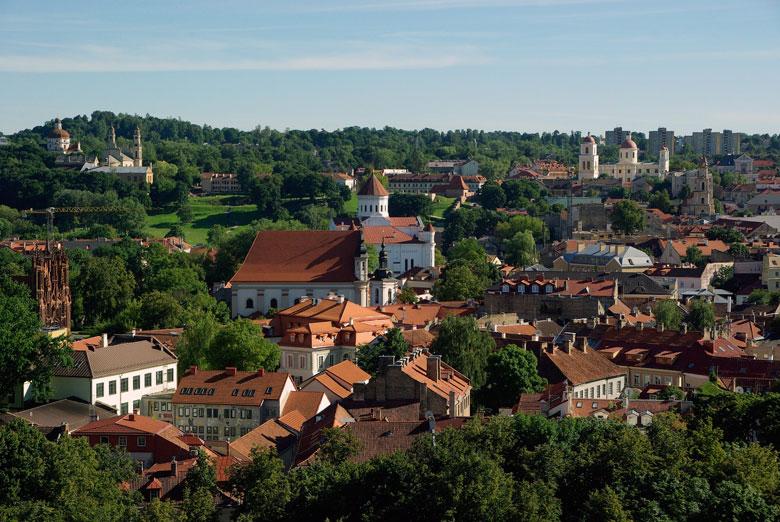 Kirchen von Vilnius, Altstadt