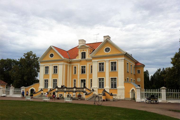 Herrenhaus Palmse in Lahemaa