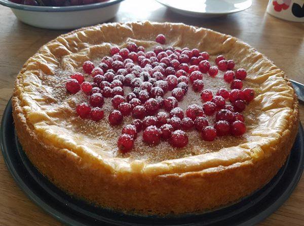 Rezept Schwedischer Kuchen