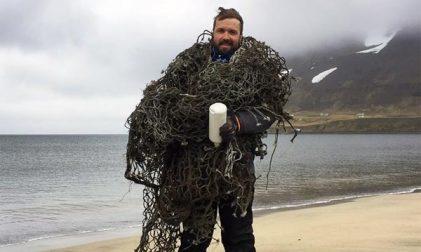 Pastikmüll Meere Island