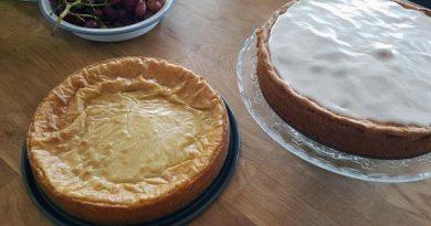 Rezept Zitronenmond Kuchen
