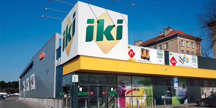 Iki Supermarkt (Foto Rimi Baltic)