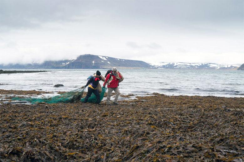 Westfjörde: Aktion Saubereres Hornstrandir