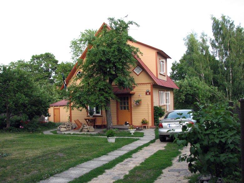 Adressänderung in Estland