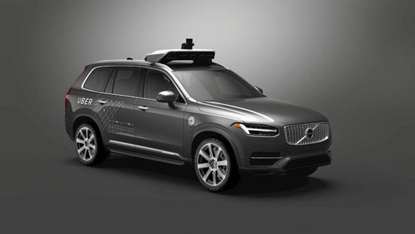 Volvo und Uber schließen Vertrag über Lieferung selbstfahrender Fahrzeuge