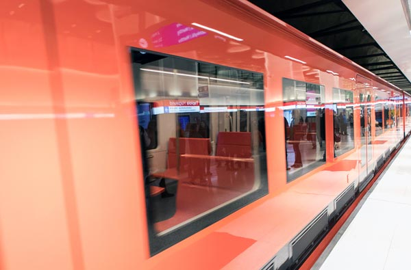 Helsinki/Espoo: 5 Prozent weniger Autoverkehr nach Eröffnung der U-Bahn