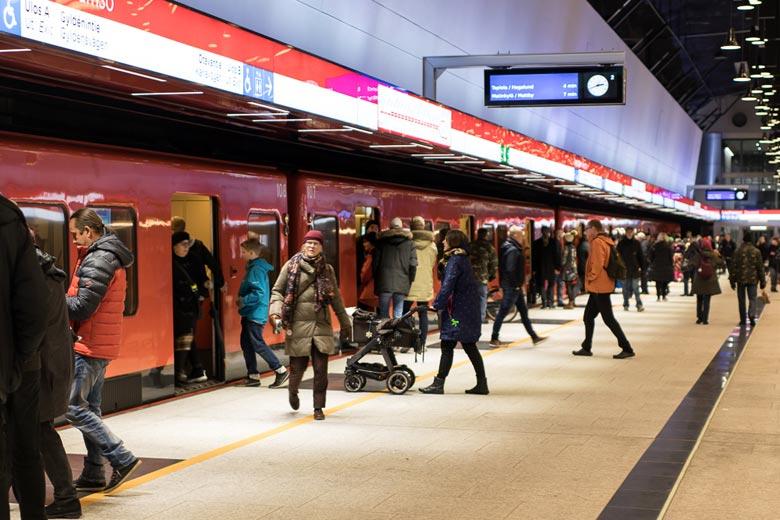 U-Bahn Projekt wurde 2008 genehmigt