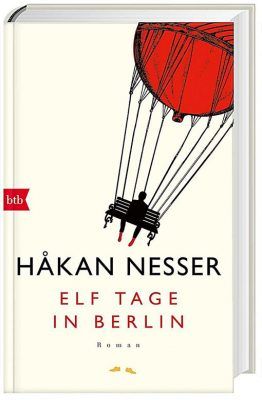 Elf Tage in Berlin: Roman Håkan Nesser Rezension