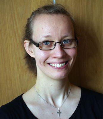 Elli Niemeläinen, Bäckerin in der finnischen Kirche London