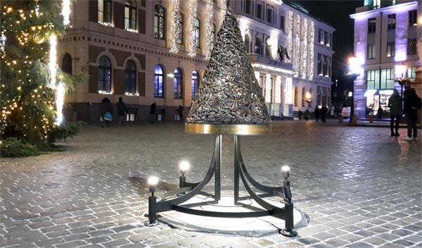 Ältester Weihnachtsbaum der Welt