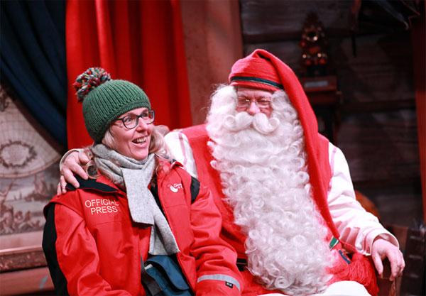 wie feiert man weihnachten in finnland