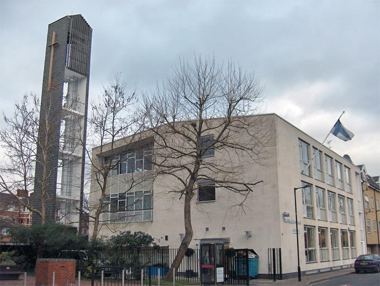 Finnische Kirche London