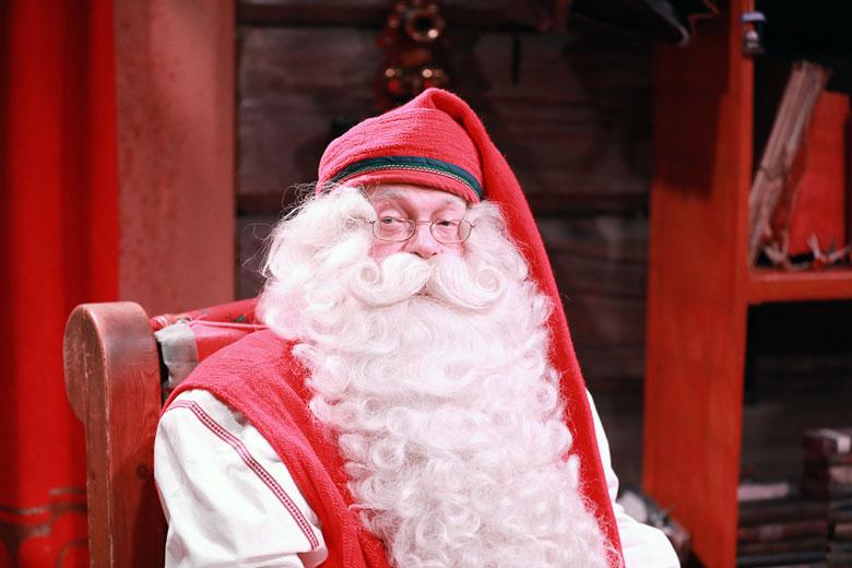 Weihnachtsmann/Joulupukki