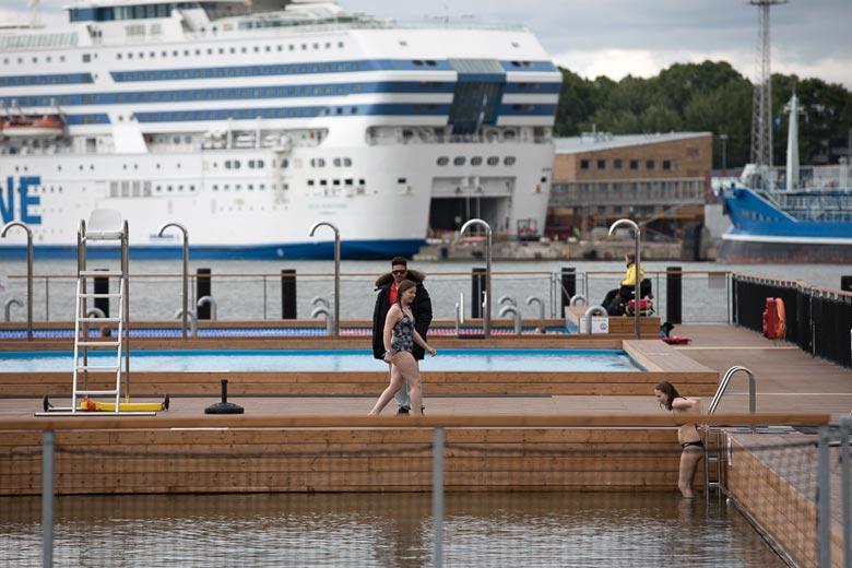 Allas Spa Meer-Bad Helsinki
