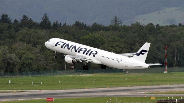 Finnair mit mehr Flügen auf der Tartu-Helsinki-Strecke