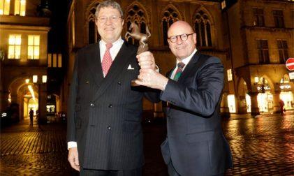 Internationaler Preis des Westfälischen Friedens 2018