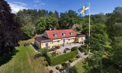 Greta Garbo Sommerhaus Verkauf