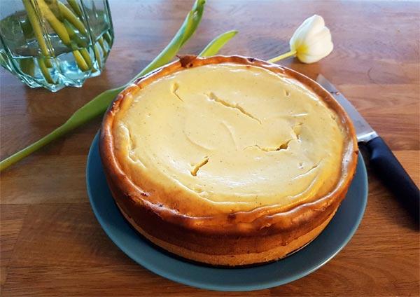 Käsekuchen (Quarkkuchen) Rezept