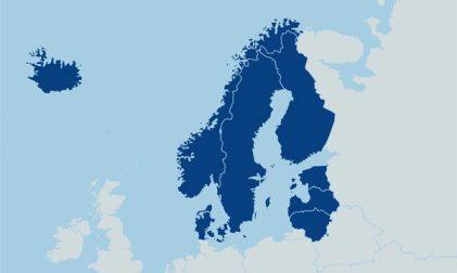 NB8 Mitgliedsstaaten