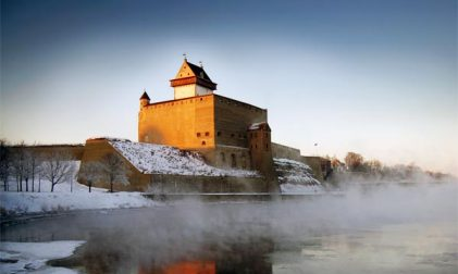 Narva Kulturhauptstadt Europas 2024