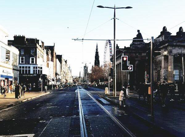 Was tun in Edinburgh?