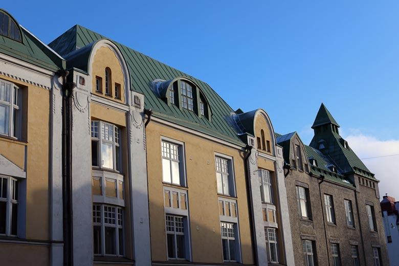 Architektur in Helsinki
