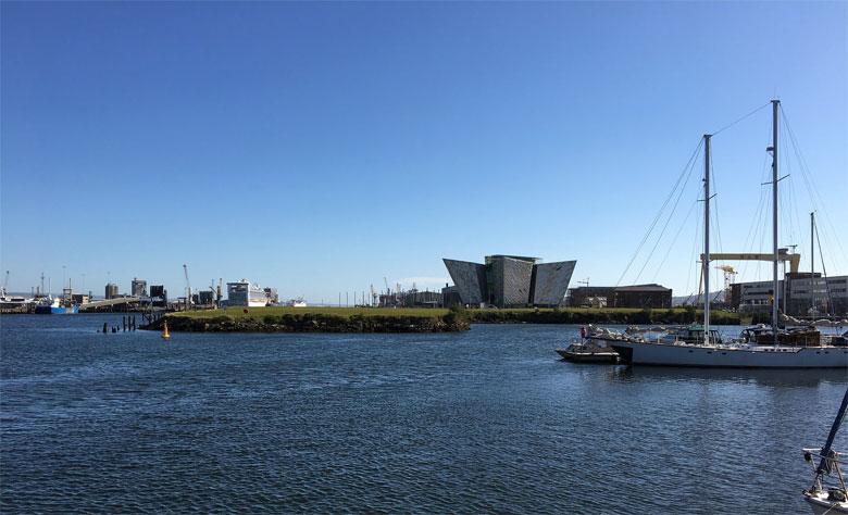 Belfast Titanic-Museum