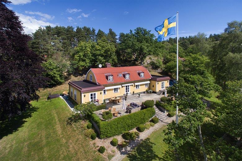 Greta Garbo Villa steht zum Verkauf