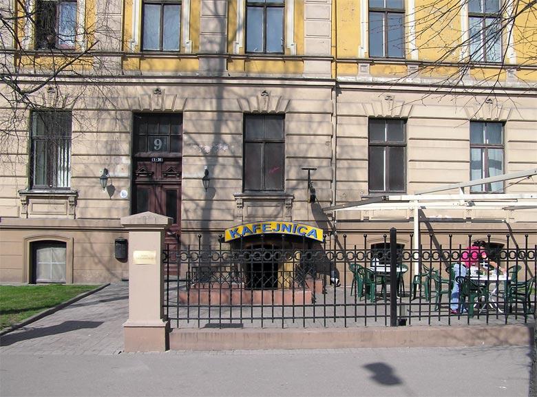 Kafejnica Riga