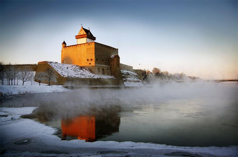 Hermannfeste in Narva Kulturhauptstadt 2024
