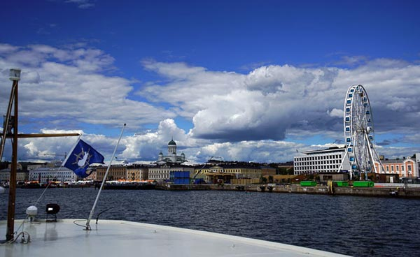 Was tun in Helsinki?
