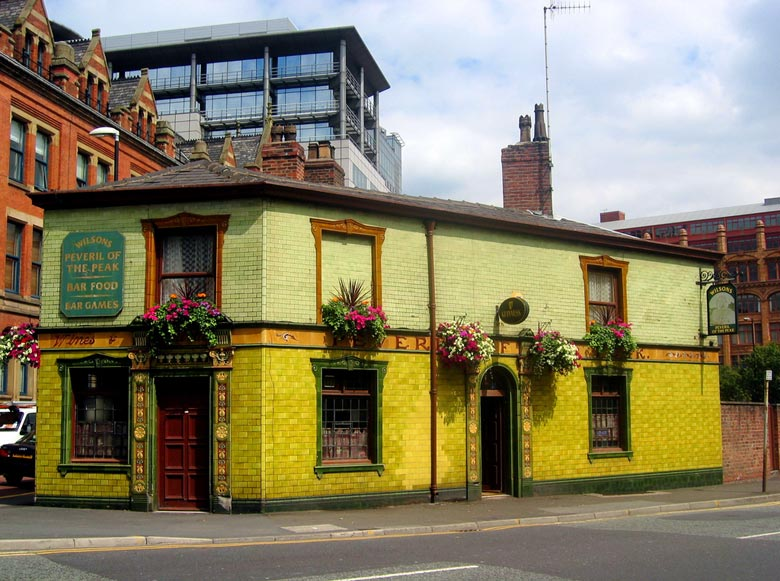 The Peveril of The Peak, Manchester