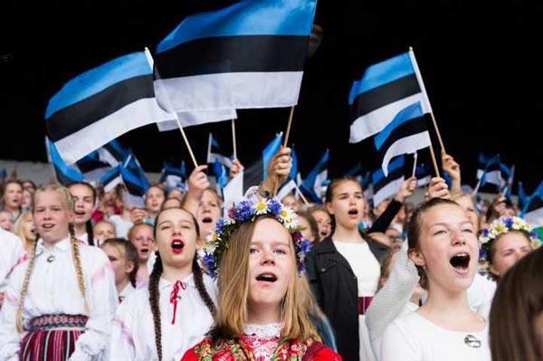 Estland wird 100 – Konzerte, bunte Events und weiße Nächte