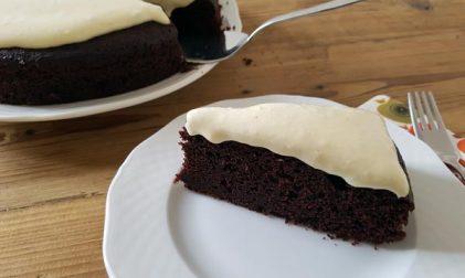 Guinness Schokoladen-Kuchen Rezept Irland