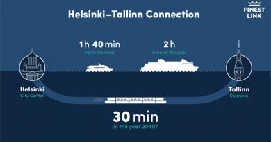 Helsinki Tallinn Tunnel