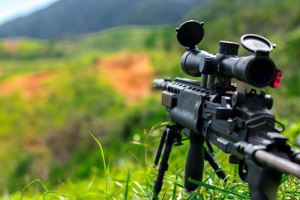 Norwegen will halbautomatische Waffen verbieten