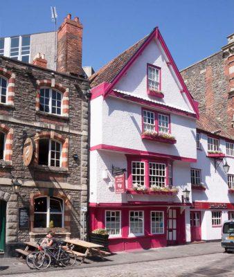 Reiseziel Bristol, England