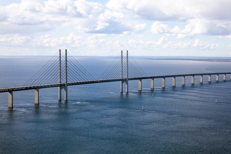 Brücke von Öresund soll mit Tunnel unterstützt werden