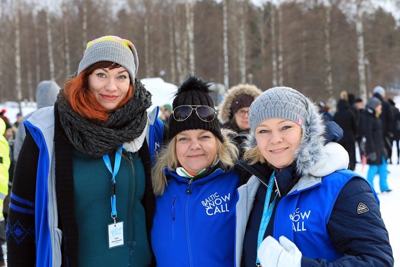 Organisation 1. Baltic Snow Call
