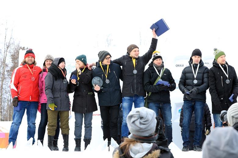 Sieger 1. Baltic Snow Call Oulu