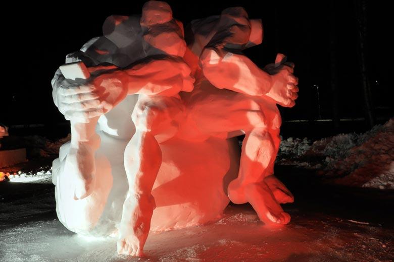 Schneeskultur Together forever