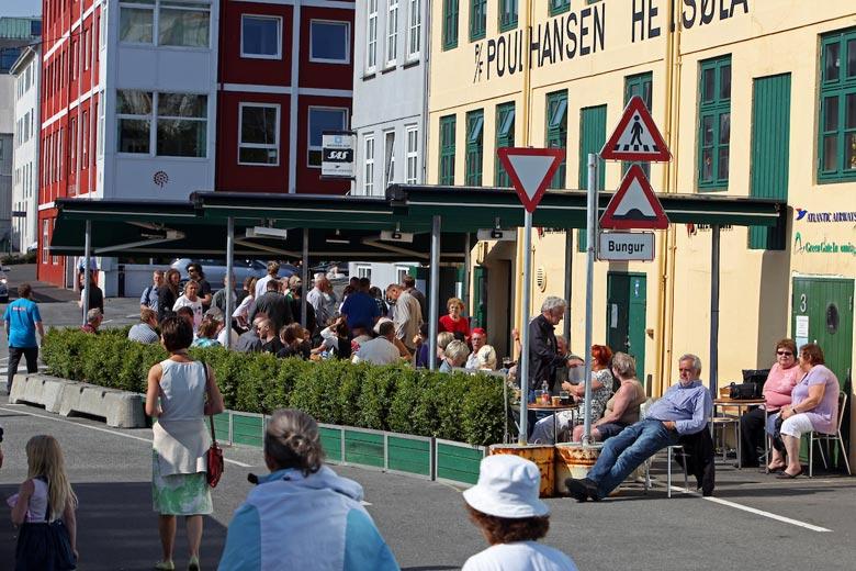 Vágsbotn in Tórshavn