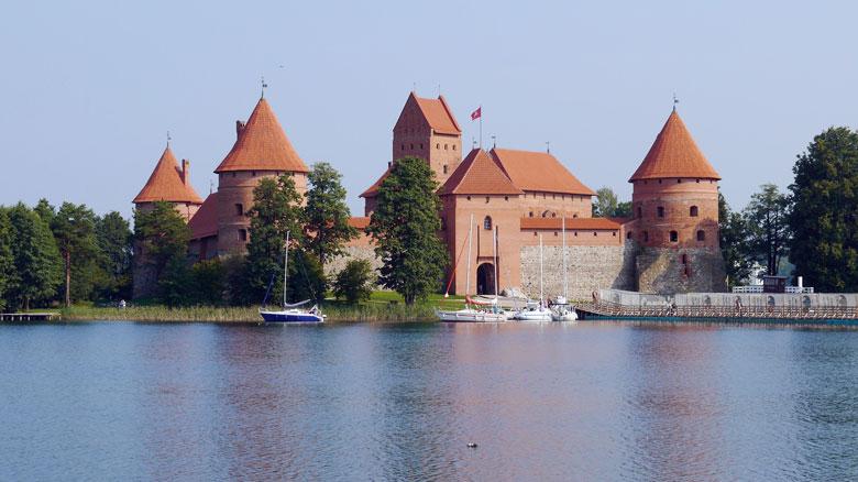 Reiseziel Litauen, Trakai
