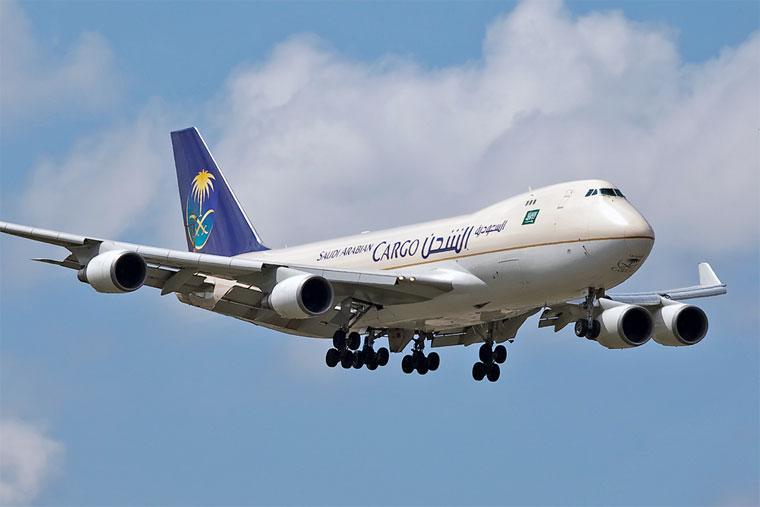 Boeing 747-400F, der Air Atlanta Icelandic