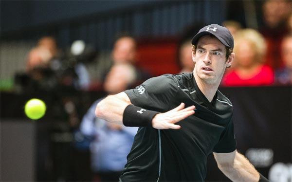 Tennisspieler Andy Murray investiert in ein estnisches Start-up
