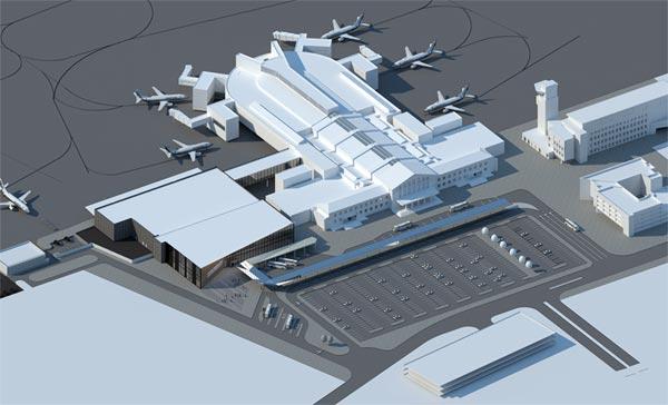 Flughafen Vilnius wird modernisiert