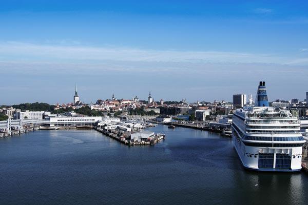Estland verzeichnet Rekordzahlen im Schiffsverkehr