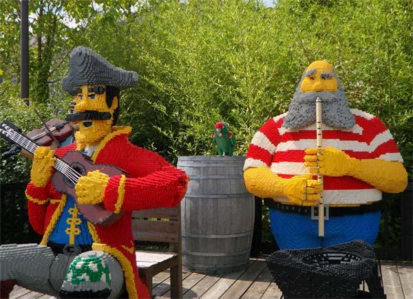 Legos Gewinne sind das erste Mal seit 13 Jahren rückläufig